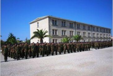 Παραμένει ως έχει το κέντρο εκπαίδευσης στο Μεσολόγγι. Υποβαθμίζεται η σμηναρχία στο Αγρίνιο.
