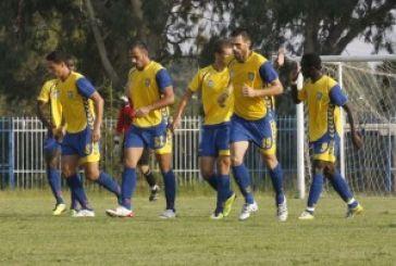 7-0 την ΑΕΜ με χατ-τρικ Καραμαλίκη και…βραβεύσεις
