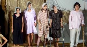 """""""Πλούτος"""" του Αριστοφάνη στο ανοιχτό θέατρο του Αιτωλικού, την Παρασκεύη"""