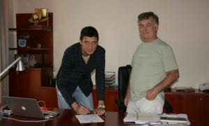 Και επισήμως…Μπλάζιτς. Υπέγραψε διετές συμβόλαιο.
