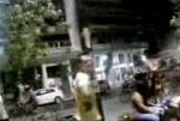 Ποδηλάτες κατακλύζουν τους δρόμους της πόλης μας (Vid)