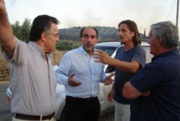 Kατσιφάρας: προέχει η μάχη της πυρόσβεσης