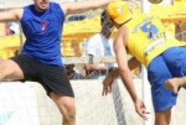 Beach-Handball: Αποκλεισμός-σοκ για Παναιτωλικό