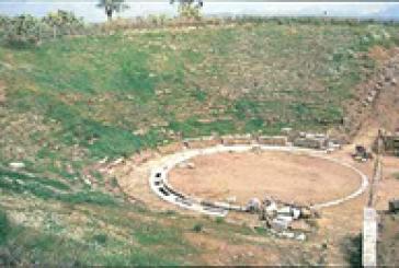 Πανσέληνος στον Αρχαιολογικό χώρο της Στράτου