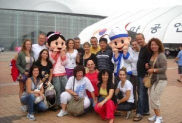 Συμμετοχή του χορευτικού του Δήμου Αγρινίου σε φεστιβάλ στην Κορέα