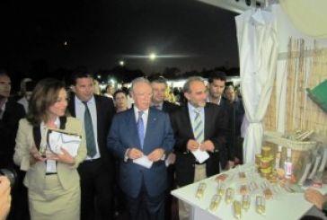 Άνοιξε στο Μεσολόγγι τις πύλες της η 1η Έκθεση Τοπικών Προϊόντων