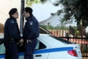 Συλλήψεις για παράνομο συνεργείο κοπής μετάλλων στον Εμπεσό