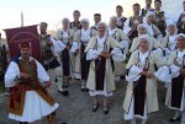 Ο σύλλογος Αιτωλοακαρνάνων Περιστερίου «Κοσμάς ο Αιτωλός» στη συνάντηση παραδοσιακών χορών Πάτμου
