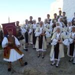 """Ο σύλλογος Αιτωλοακαρνάνων Περιστερίου """"Κοσμάς ο Αιτωλός"""" στη συνάντηση παραδοσιακών χορών Πάτμου"""