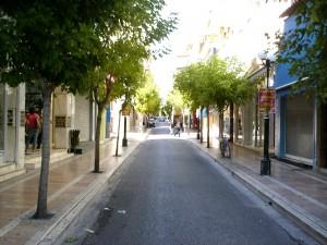 """Σε """"αγώνα επιβίωσης"""" καλεί ο Εμπορικός Σύλλογος Αγρινίου"""