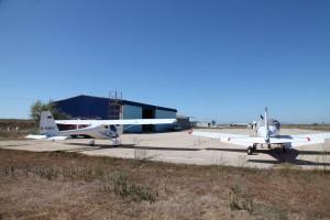 Καλύτερες ημέρες για το αεροδρόμιο Ιεράς Πόλεως Μεσολογγίου