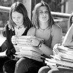 Αλληλεγγύη μεταξύ μαθητών, αντίδοτο στην έλλειψη βιβλίων