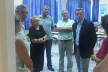 Επίσκεψη του Ανδρέα Μακρυπίδη στο Εργαστήρι «ΠΑΝΑΓΙΑ ΕΛΕΟΥΣΑ»