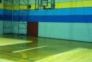 Επισκευές στα κλειστά Γυμναστήρια  Μεσολογγίου και Αιτωλικού