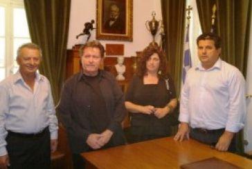 Συνεργασία δήμου Μεσολογγίου-Τυπάλδου