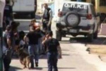 Έφοδοι της Αστυνομίας σε κατοικίες Ρομά