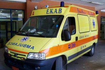 Νεκρός νεαρός άνδρας τώρα στην Κατούνα. Έπεσε από το μπαλκόνι του σπιτιού του.