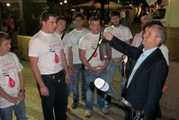 """""""Κάθε οικογένεια στο Αγρίνιο και ένας Εθελοντής Αιμοδότης!"""""""