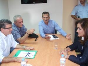 Η ατζέντα της συνάντησης της Μπακογιάννη με τους Αστυνομικούς