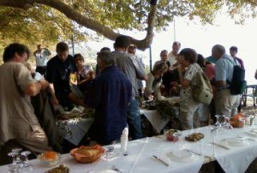Γάλλοι καλλιεργητές στην Τριχωνίδα