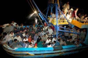 Αντί για Ιταλία…στη Βόνιτσα εγκατέλειψαν τους λαθρομετανάστες