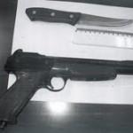 Σύλληψη για οπλοκατοχή στην Κονοπίνα