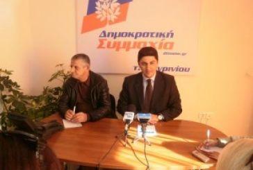 Λευτέρης Αυγενάκης: «Συνευθύνη χωρίς λευκή επιταγή»