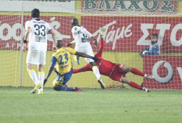 Πλούσιο φωτορεπορτάζ του αγώνα Παναιτωλικός-ΑΕΚ (0-2)