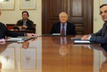 Ανακοινώνουν τον νέο πρωθυπουργό εντός της ημέρας Παπανδρέου – Σαμαράς