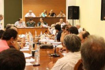 Μεγάλη ένταση και οξεία αντιπαράθεση στο δημοτικό συμβούλιο του Δήμου Ξηρομέρου