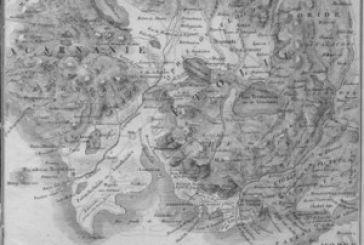 Τα Τοπωνύμια στην Δυτική Ελλάδα και η εξέλιξη τους