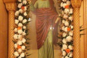 Eoρτάζει ο Ιερός Ναός Αποστόλου Φιλίππου Γραμματικούς