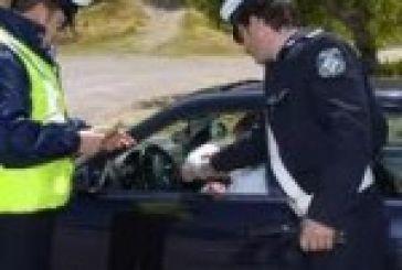 Οδηγός χτύπησε αστυνομικό