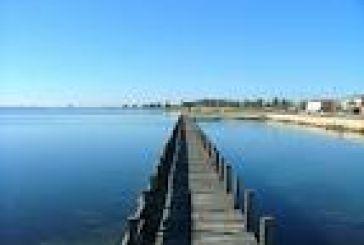 Προχωρούν έργα στη Λιμνοθάλασσα