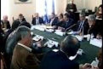 Προϋπολογισμός, χαράτσι και Γυμνάσιο Γαβαλούς στην ατζέντα του Περιφερειακού