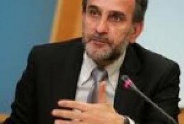 Ευρωπαϊκή συνδρομή για Ολύμπια και Ιόνια ζήτησε ο Κατσιφάρας