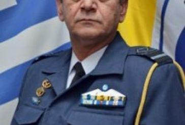 Aγρινιώτης ο νέος υπαρχηγός της Πολεμικής Αεροπορίας