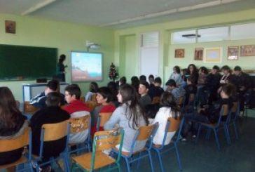 Περιβαλλοντική Εκπαίδευση σε σχολεία του Δήμου Αγρινίου