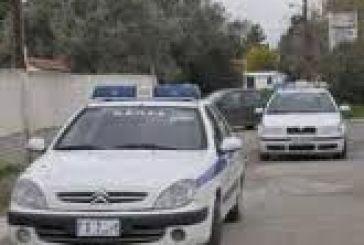 Επιχείρηση της Αστυνομίας σε οικίες Ρομά