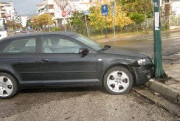 Τώρα:Τροχαίο με σύγκρουση τριών οχημάτων (φωτό)