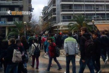 Πορεία, επεισόδια και κατάληψη στο Δημαρχείο