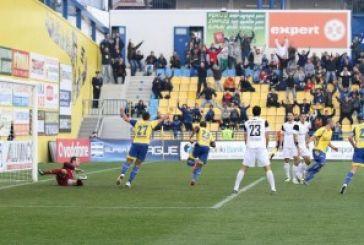 Φωτορεπορτάζ: Παναιτωλικός-OΦΗ 1-0