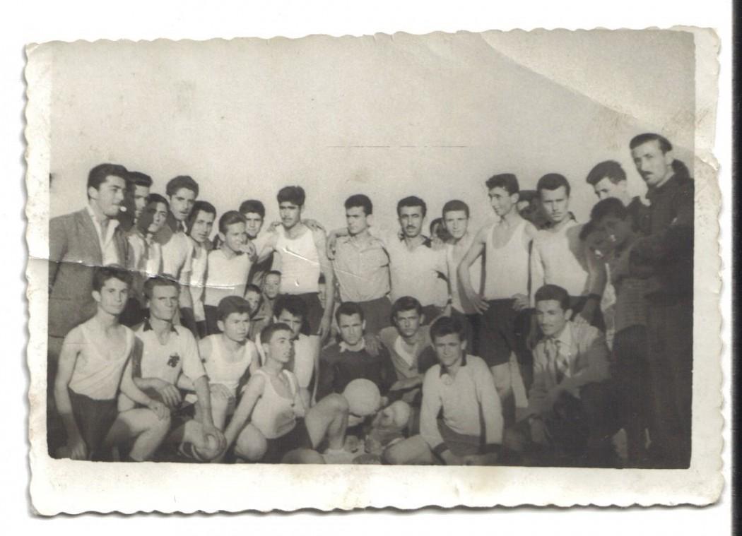 40 χρόνια ΠΑΟΚ Καλυβίων (αφιέρωμα και φωτό)
