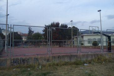 Παράπονα για το γήπεδο μπάσκετ στον Άγιο Κωνσταντίνο