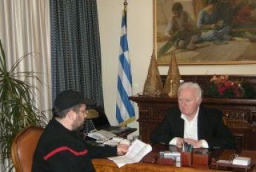 O δήμαρχος Αγρινίου Παύλος Μοσχολιός μιλάει στο agrinionews.gr (video)