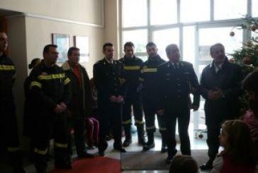 Η Πυροσβεστική Υπηρεσία Αγρινίου κοντά στην ΕΛΕΠΑΠ