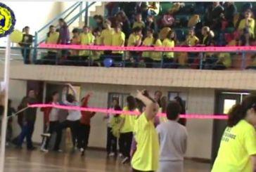Τουρνουά ΜΙΝΙ ΒΟΛΛΕΥ στο Αγρίνιο (Video)