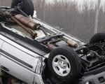 Aτύχημα στα Αμπάρια