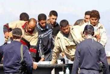 109 λαθρομετανάστες στον Αστακό