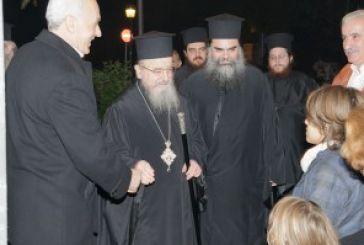 Φωτό από τα εγκαίνια του Πνευματικού Κέντρου του Ναού Αγίου Δημητρίου